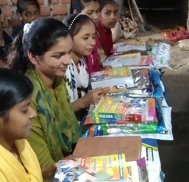 Future Girlz Program Started in Sandesh, Bhojpur Bihar